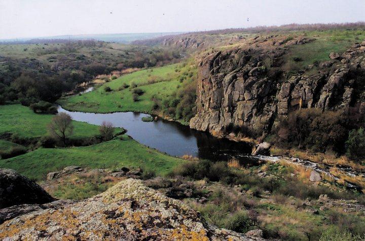 каньон в николаевской области фото